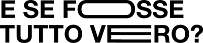 Se Fosse Tutto Vero Logo